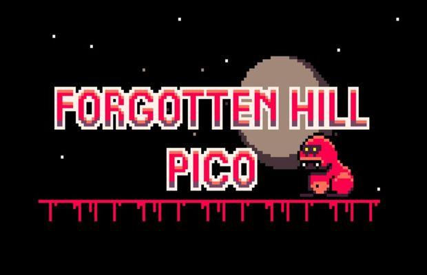 Solution pour Forgotten Hill Pico, escape game pixellisé