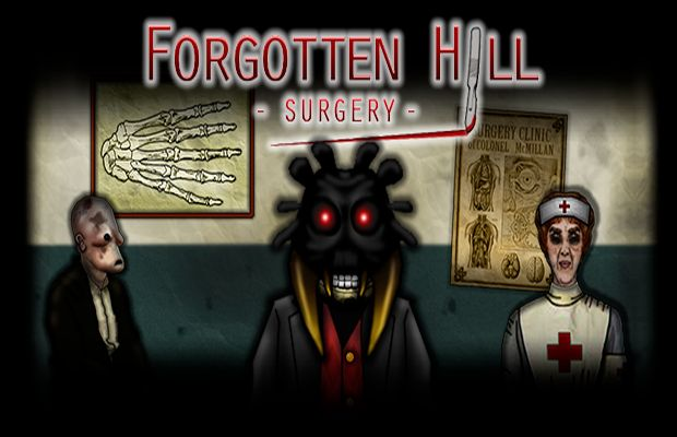 Solution pour Forgotten Hill Surgery, urgences
