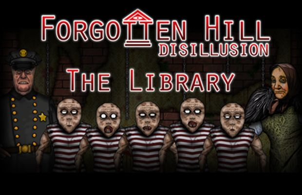 Solution pour Forgotten Hill Disillusion The Library