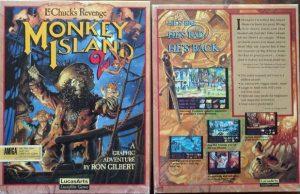 Read more about the article Rétro: Solution Monkey Island 2 LeChuck's Revenge