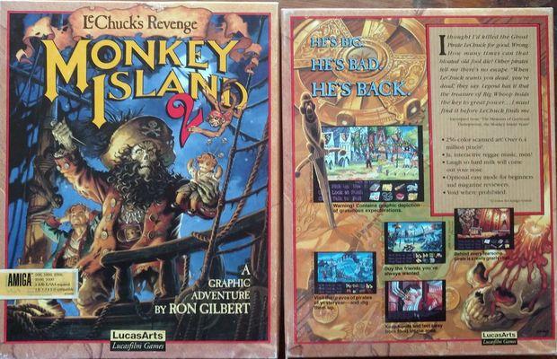 Rétro: Solution Monkey Island 2 LeChuck's Revenge