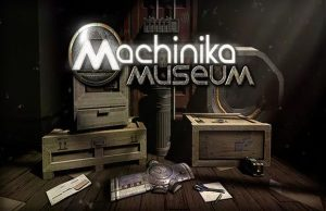Read more about the article Solution pour Machinika Museum, machines extra-terrestres
