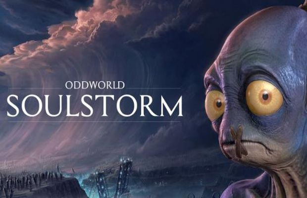 solution Oddworld Soulstorm a