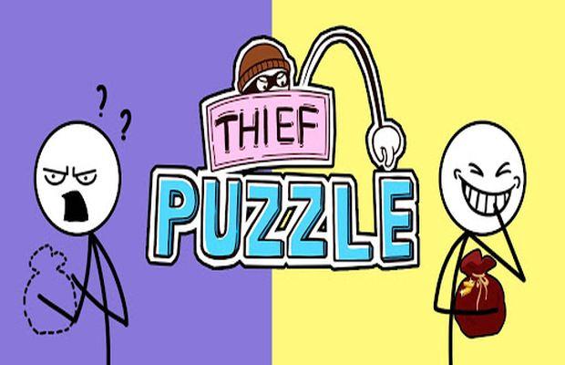 Solution pour Thief Puzzle, voleur maigrichon