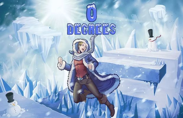 Read more about the article Solution pour 0 Degrees, plateforme old school avec puzzles