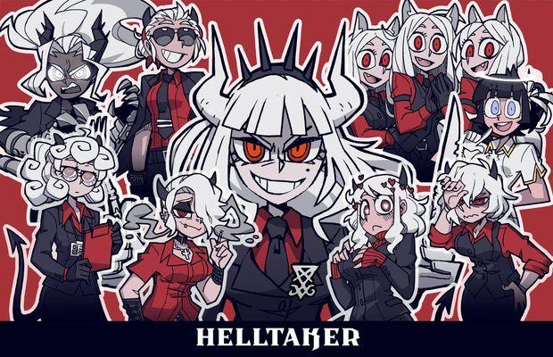 Read more about the article Solution pour Helltaker, aventure de rêve en enfer !