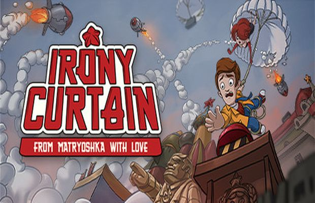 Read more about the article Solution pour Iron Curtain From Matryoshka with Love, guerre froide