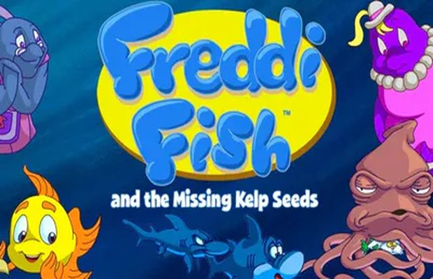 Read more about the article Rétro: Solution Freddi Fish and the Case of the Missing Kelp Seeds