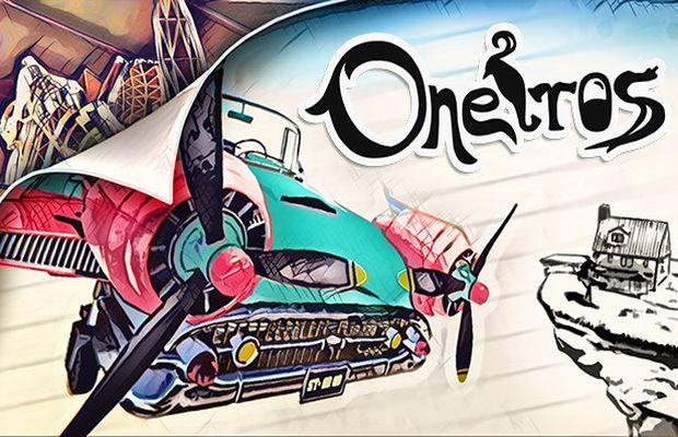 Solution pour Oneiros, aventure indépendante et jolie