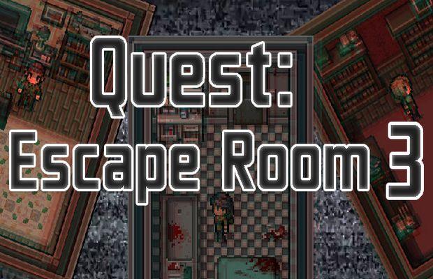 Read more about the article Solution pour Quest Escape Room 3, 3 fins à découvrir