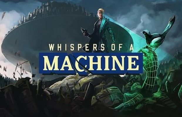 Read more about the article Solution pour Whispers of a Machine, aventure complotiste