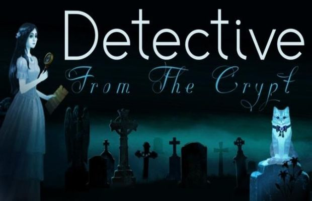 Read more about the article Solution pour Detective From The Crypt, point and click fantôme