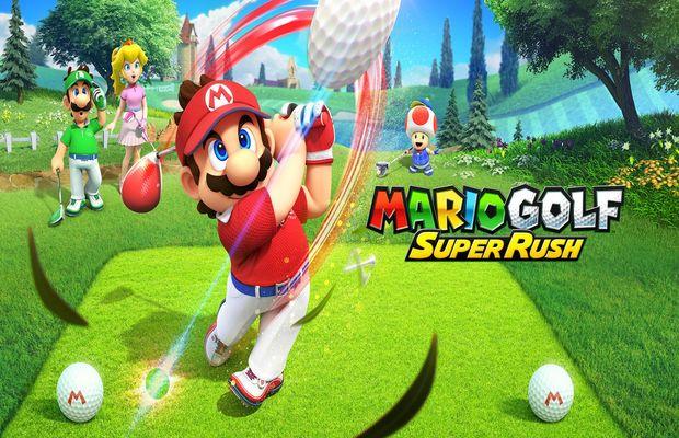 Read more about the article Solution pour Mario Golf Super Rush, mode histoire en exclue Switch