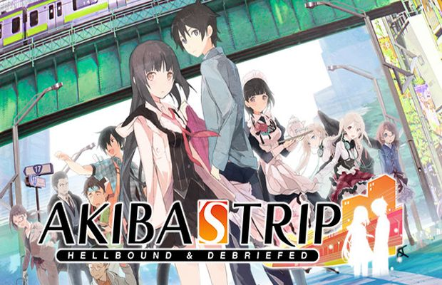 Read more about the article Solution pour Akiba's Trip Hellbound & Debriefed, conspiration de vampires