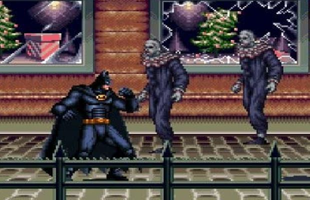 solution Batman Returns b