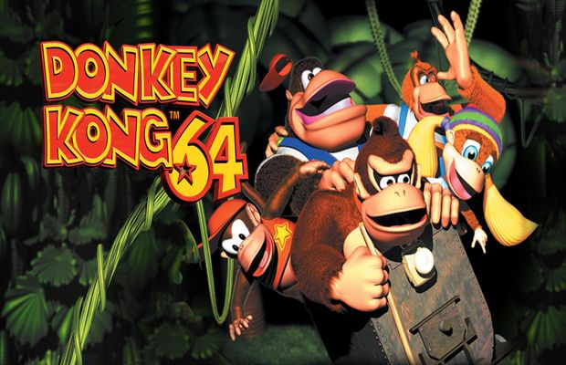 Read more about the article Rétro: Solution pour Donkey Kong 64, plateforme gonflée