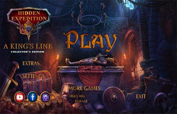 Read more about the article Solution pour Hidden Expedition A King's Line, autour du roi Arthur