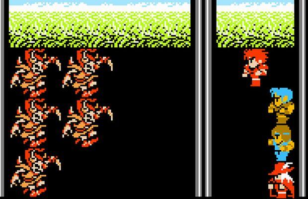 solution Final Fantasy NES b