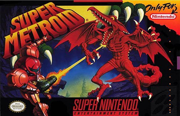 Read more about the article Rétro: Solution pour Super Metroid sur Super Nintendo