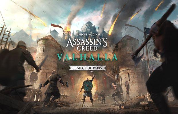 Read more about the article Solution pour Assassin's Creed Valhalla DLC Le siège de Paris