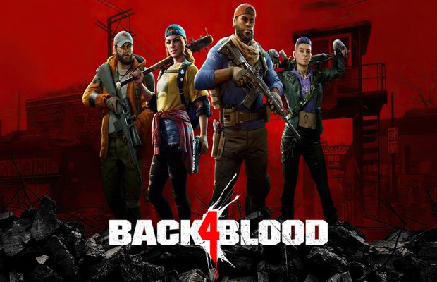 Read more about the article Solution pour Back 4 Blood, nettoyage complet