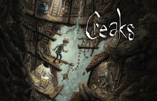 Read more about the article Solution pour Creaks, un jeu de plateforme et de réflexion